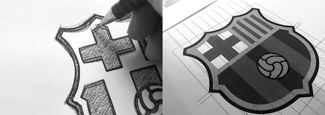 FC-Barcelona-nuevo-escudo-redise%25C3%25B1o-identidad-visual-2018-somosdesigners-25 FC Barcelona renews its entire visual identity and redesigned its coat to improve its adaptability templates