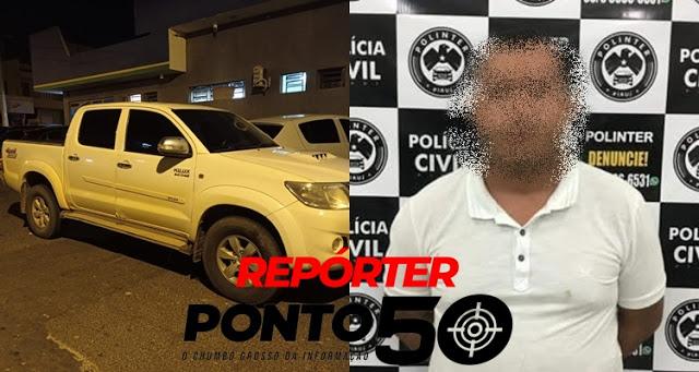 """COROLA E HILUX"" - Em Teresina, polícia recupera dois carros roubados na Zona Rural de Caxias; ao todo 5 carros"