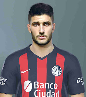 PES 2019 Faces Nicolás Blandi by SeanFede