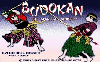 Videojuego Budokan The Martial Spirit