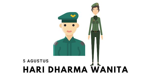 Sejarah Hari Dharma Wanita 5 Agustus