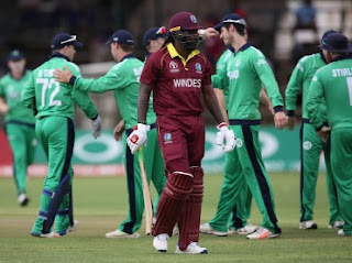 West Indies vs Ireland tour schedule, dates, venues, start times for 2020 series.
