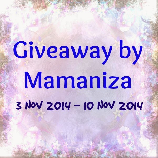 Join giveaway bersama mamaniza  [Giveaway by mamaniza.com]