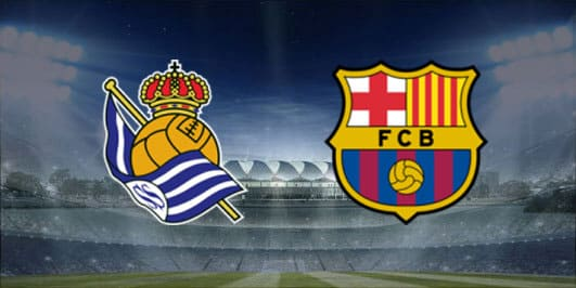 مباراة برشلونة وريال سوسيداد بتاريخ 14-12-2019 الدوري الاسباني