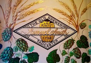 Birroturismo: Visita a Samuel Smith y sus pubs