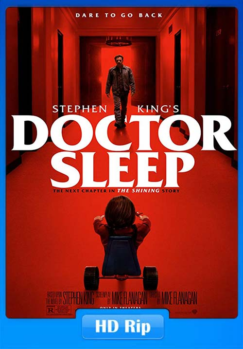 Doctor Sleep 2019 720p WEBRip x264 | 480p 300MB | 100MB HEVC