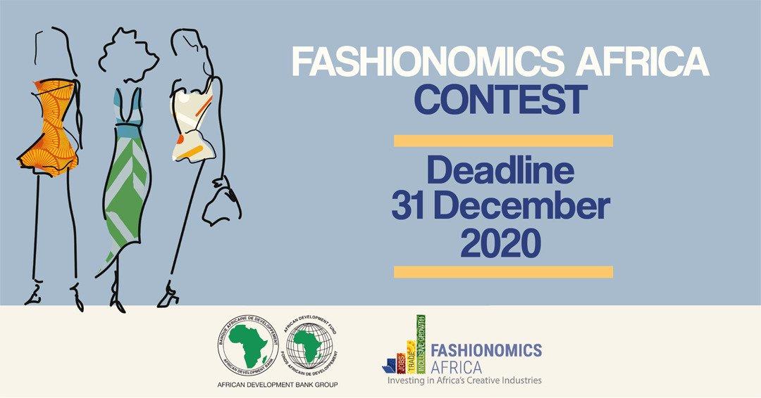 African Development Bank (AfDB) Fashionomics Africa Contest 2020
