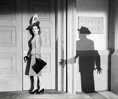 """Virginia Grey in """"House of Horrors"""" (1946)"""