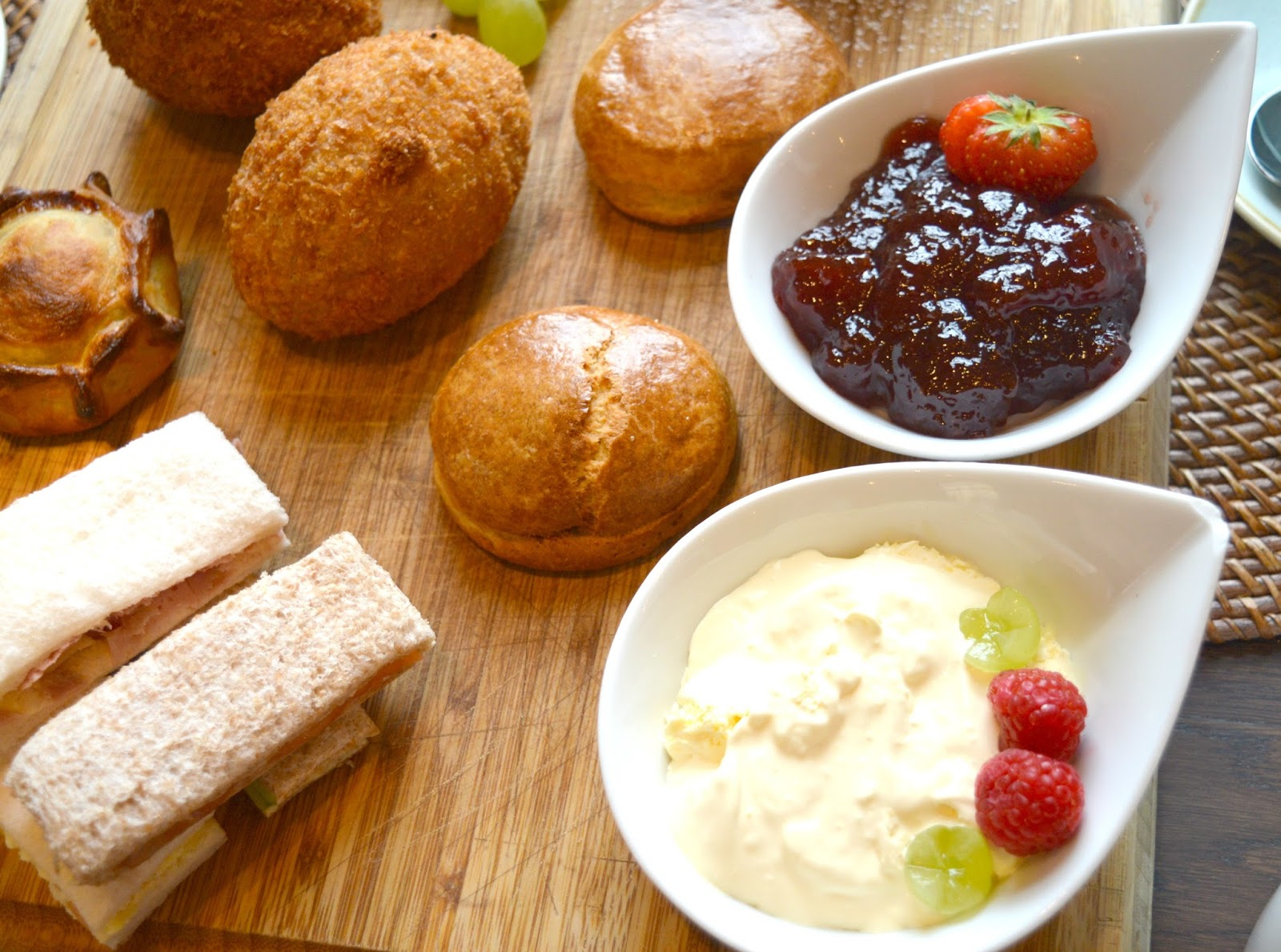 Afternoon Tea at The Painswick