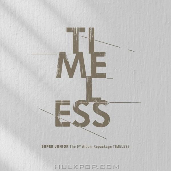 SUPER JUNIOR – TIMELESS – The 9th Album Repackage (FLAC)