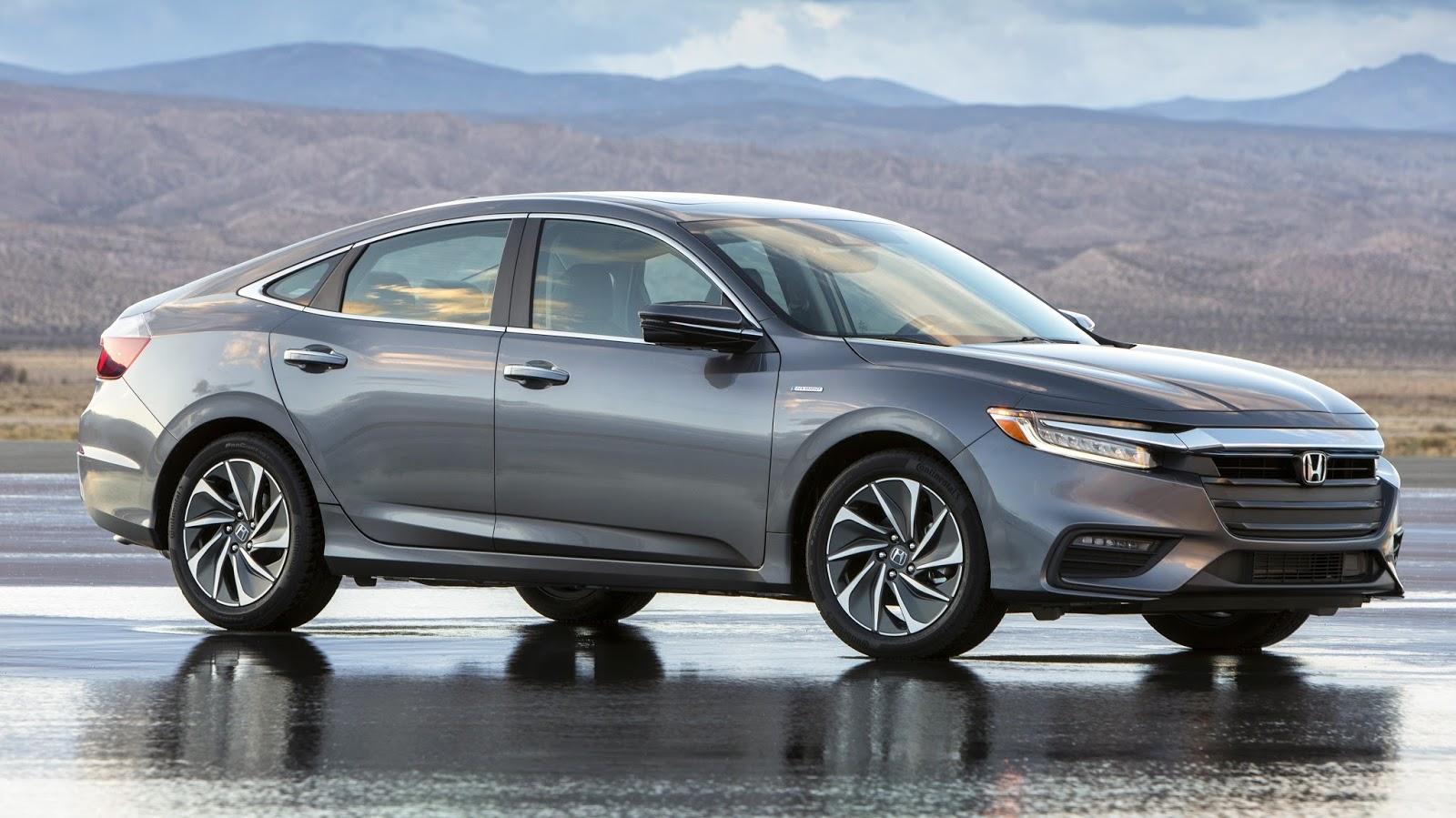 Ahora es oficial: así es el nuevo Honda Insight : Autoblog ...