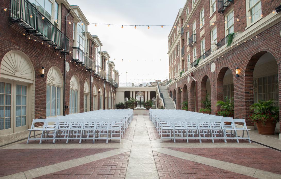 Magnolia Hotel Omaha Wedding Venues