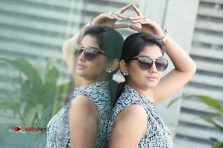 Telugu Television Actress Karuna Latest Pos In Denium Jeans  0121.JPG
