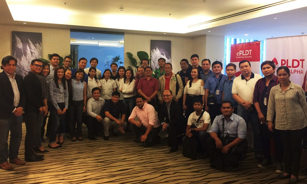 ePLDT, Microsoft advocate Cloud Productivity in South Luzon