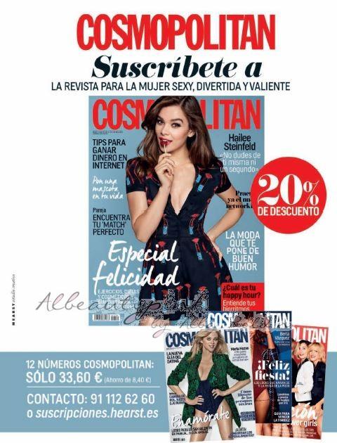 avance y suscripciones regalos revistas abril 2018 13