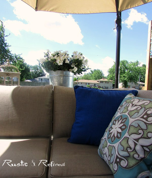 Budget Makeovers for the Backyard