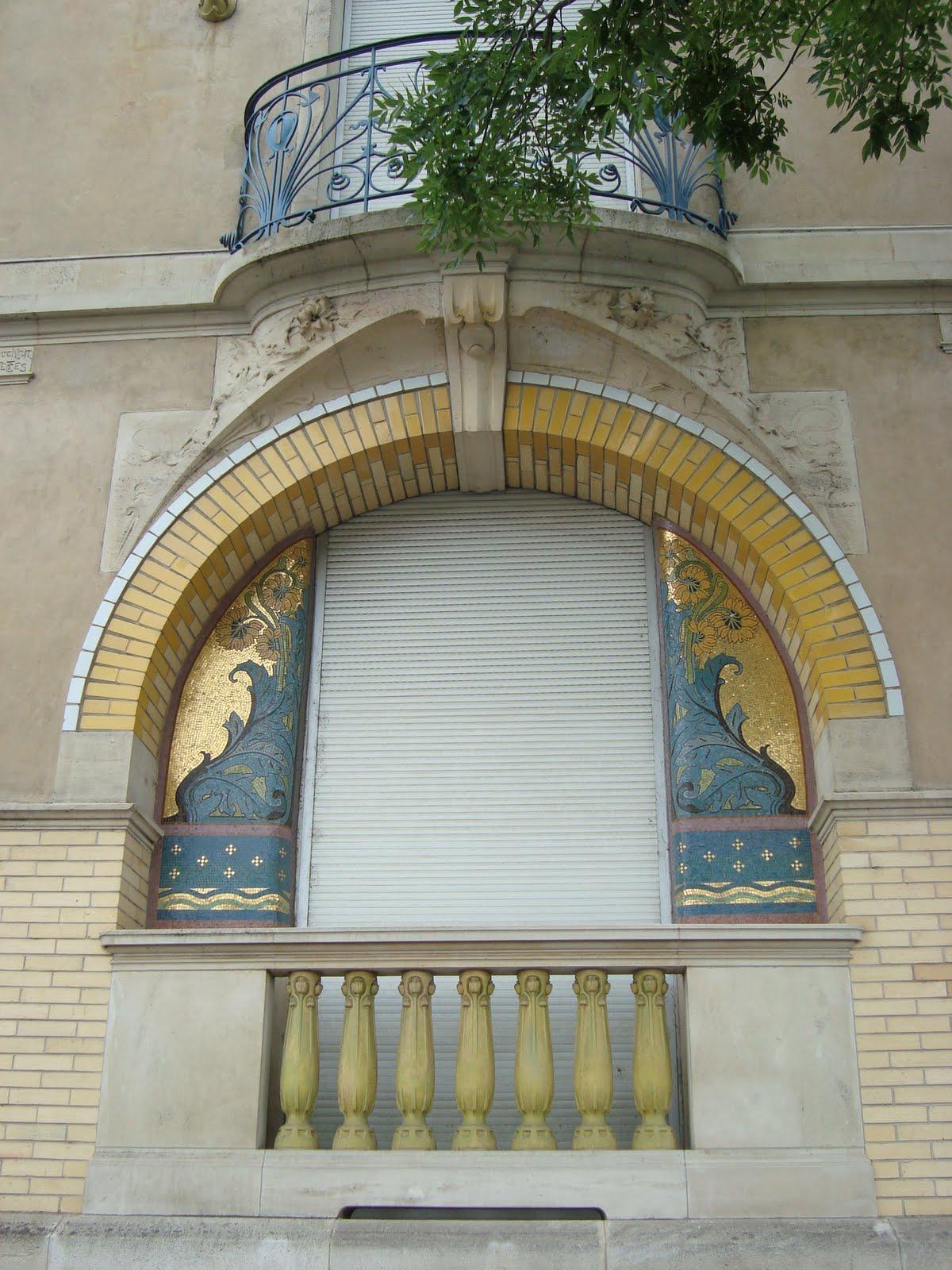 Paseos art nouveau maison geschwindenhammer 6ter quai Horaire piscine st georges rennes