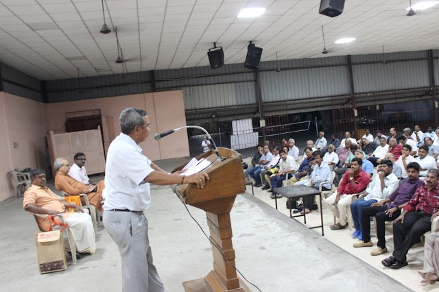 FANS, TN Chapter - Symposium on 'No More Pakistan'