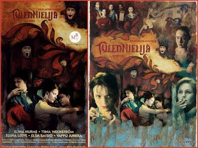 Tulennielijä / Fire-Eater. 1998. DVD.