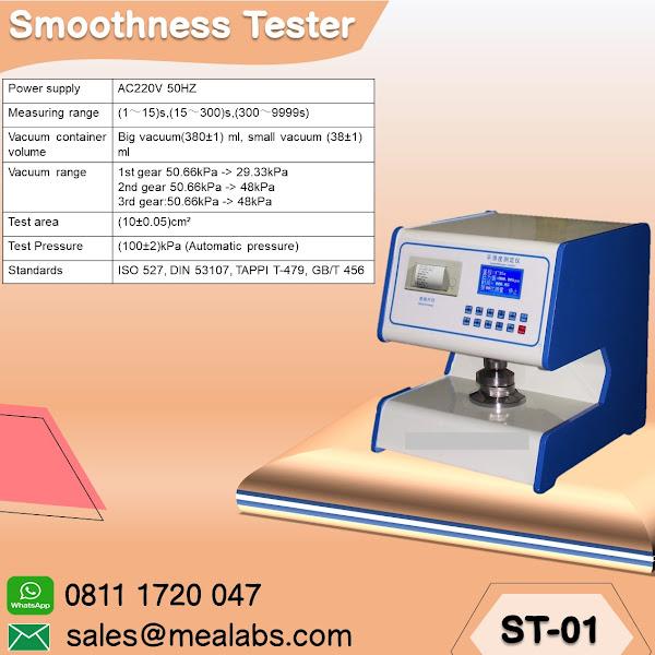 ST-01 Smoothness Tester