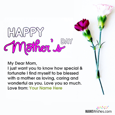 sweet text for mother on mother day