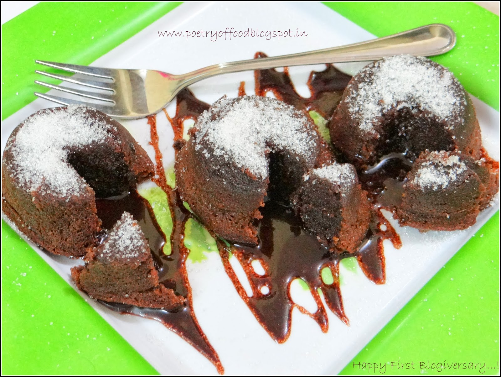 How To Make Choco Lava Cake At Home In Microwave