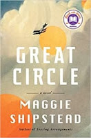 Great Circle by Maggie Shipstead (Book cover)