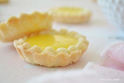 Lemon Curd, Lemon Dessert Recipes, Tartlet Recipe, Lemon Tart, Lemon Pie