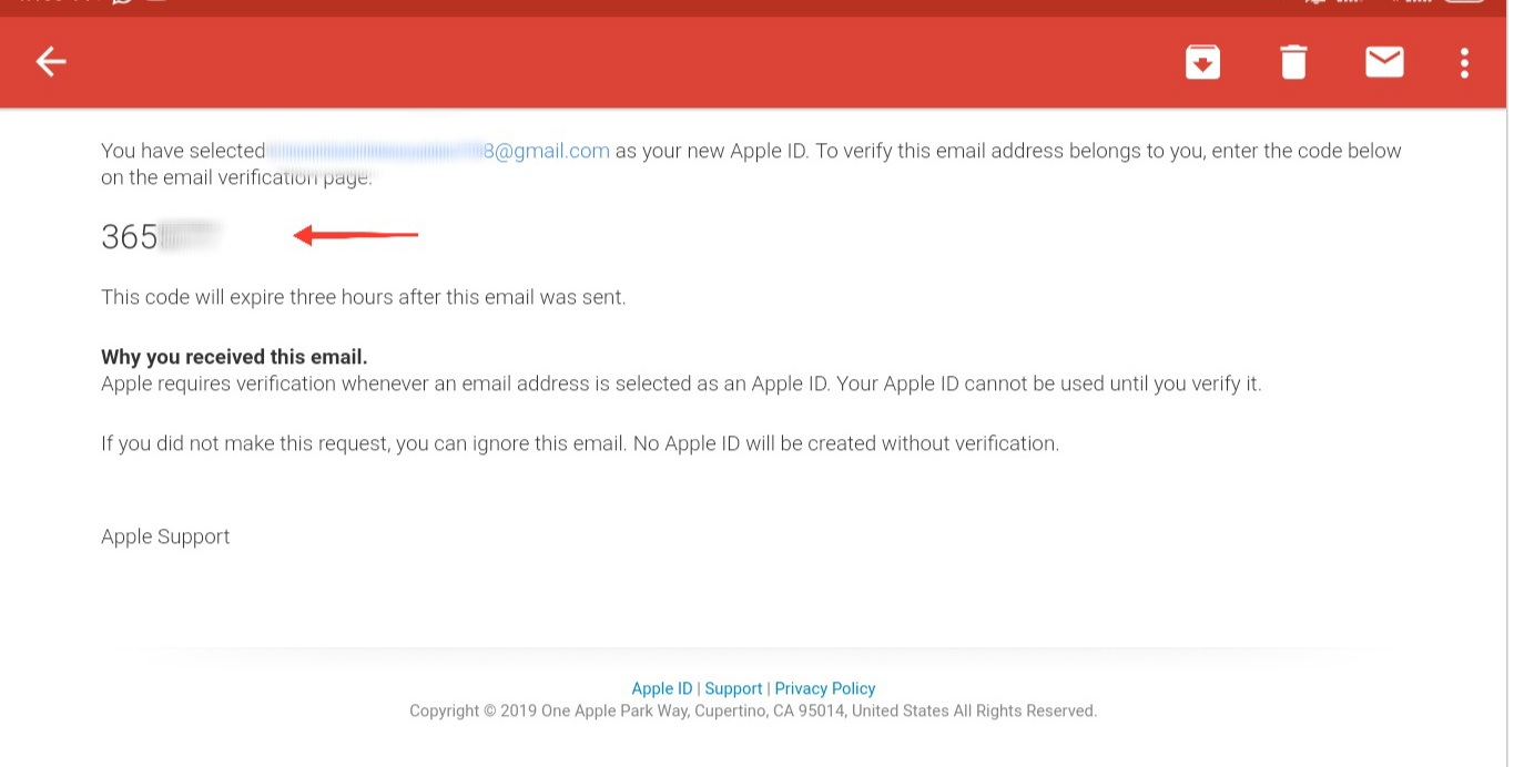 How to Create an Apple ID using Android and Web browser