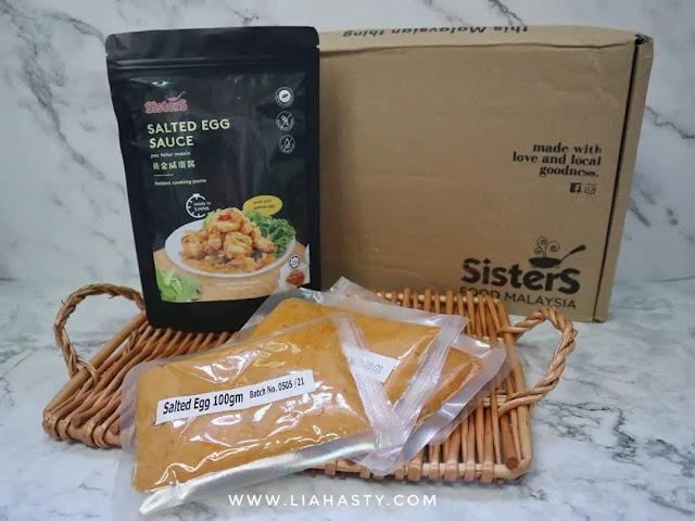 Masak jadi mudah dengan Instant Cooking Paste dari Sister Food Malaysia