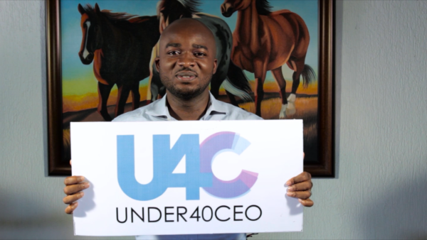 """In negotiation, I don't just come for the deal, I come for the person"" – CEO of Orel Ghana Limited, Richard Mantho speaks on Under 40 CEOs"