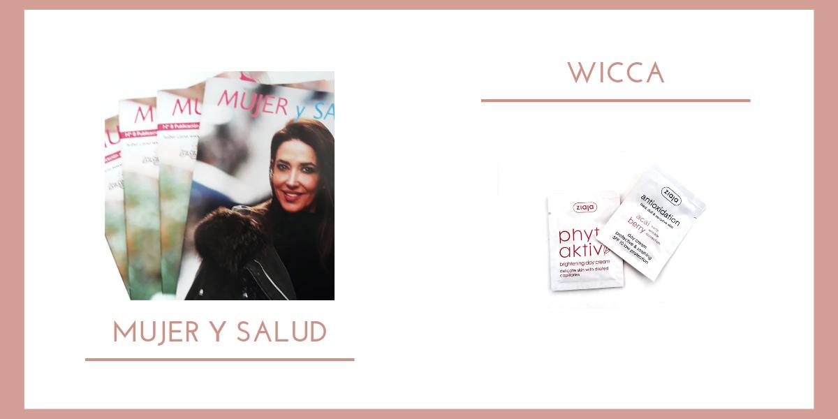 MUJER Y SALUD& WICCA