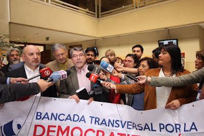 Positiva recepción de diputados y diputadas a propuesta programática elaborada por el Colegio de Periodistas de Chile