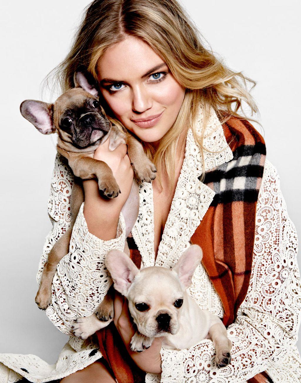 Kate Upton Dogs