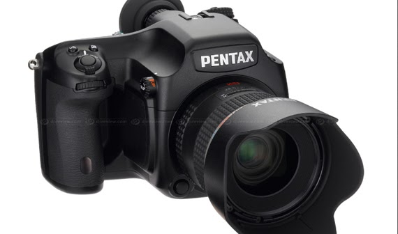 Pentax 645D, Not Your Average Toy for the Big Boys