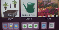 Growing instructions for starter plants