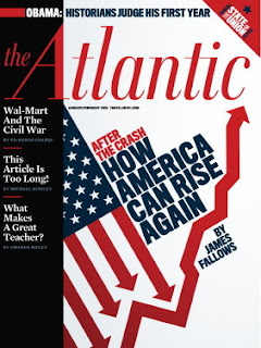 what is the atlantic magazine conservative or liberal