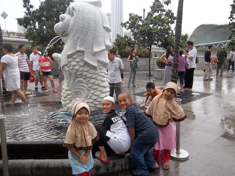 Sepenggal Kisah dari Singapura