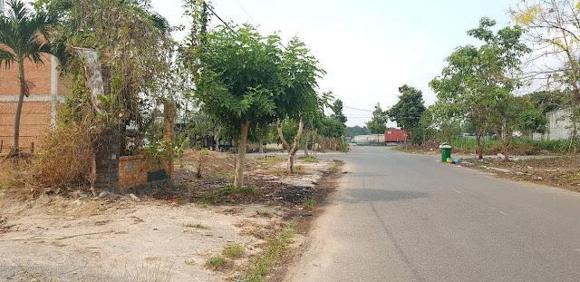 Bán đất mặt tiền đường D5, phường Phú Tân, TĐC Phú Mỹ, TP.Thủ Dầu Một
