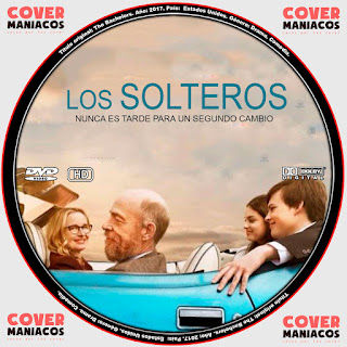 LOS SOLTEROS - THE BACHELORS 2017 [COVER - DVD]