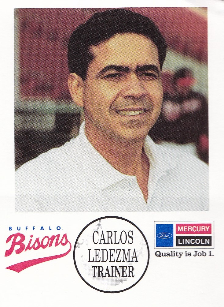 The Greatest 21 Days: Carlos Ledezma first served as a trainer in the minors. then as a clubhouse manager in the majors