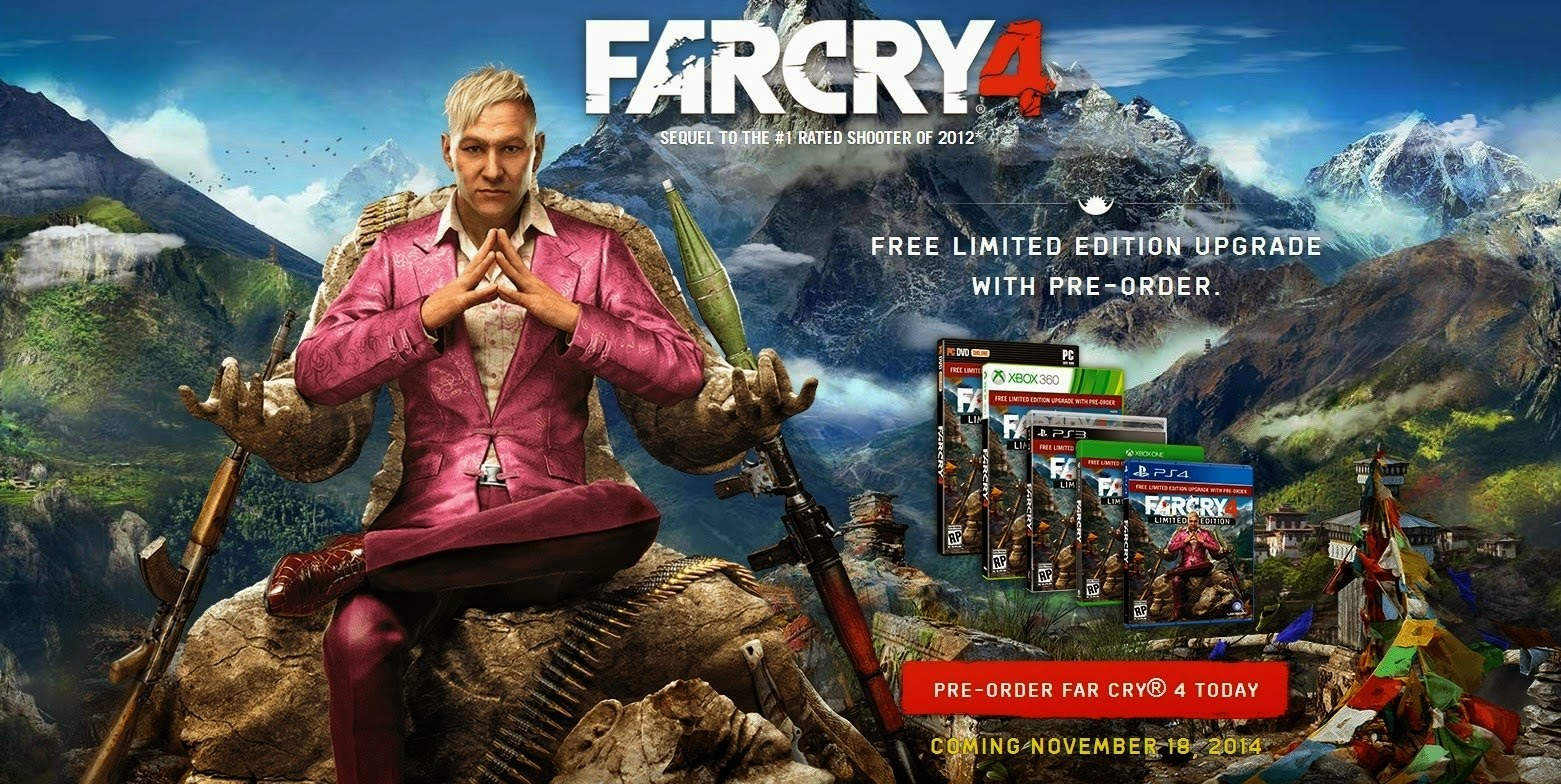 Far Cry 4 Xbox 360 Trailer images