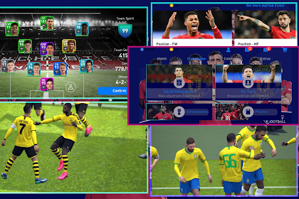 PATCH PES GLOBAL MANCHESTER UNITED FULL LICENSED | IDSPHONE PATCH V4.4.0 CPK FILE