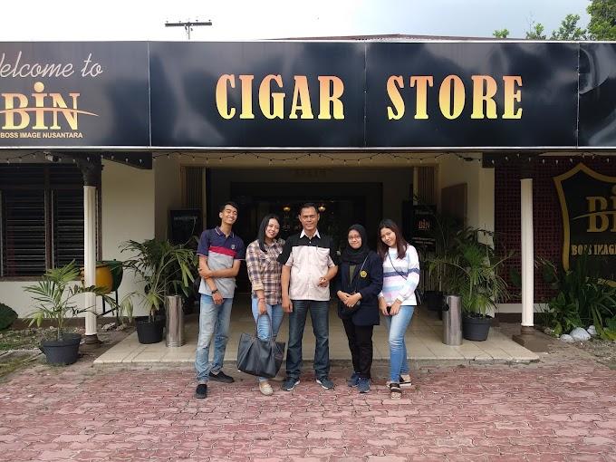 BIN Cigar, Kreativitas Lokal Berskala Internasional
