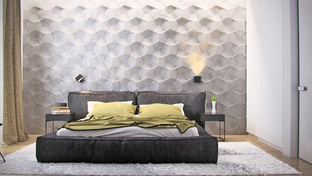 Master Bedroom Wall Decoration