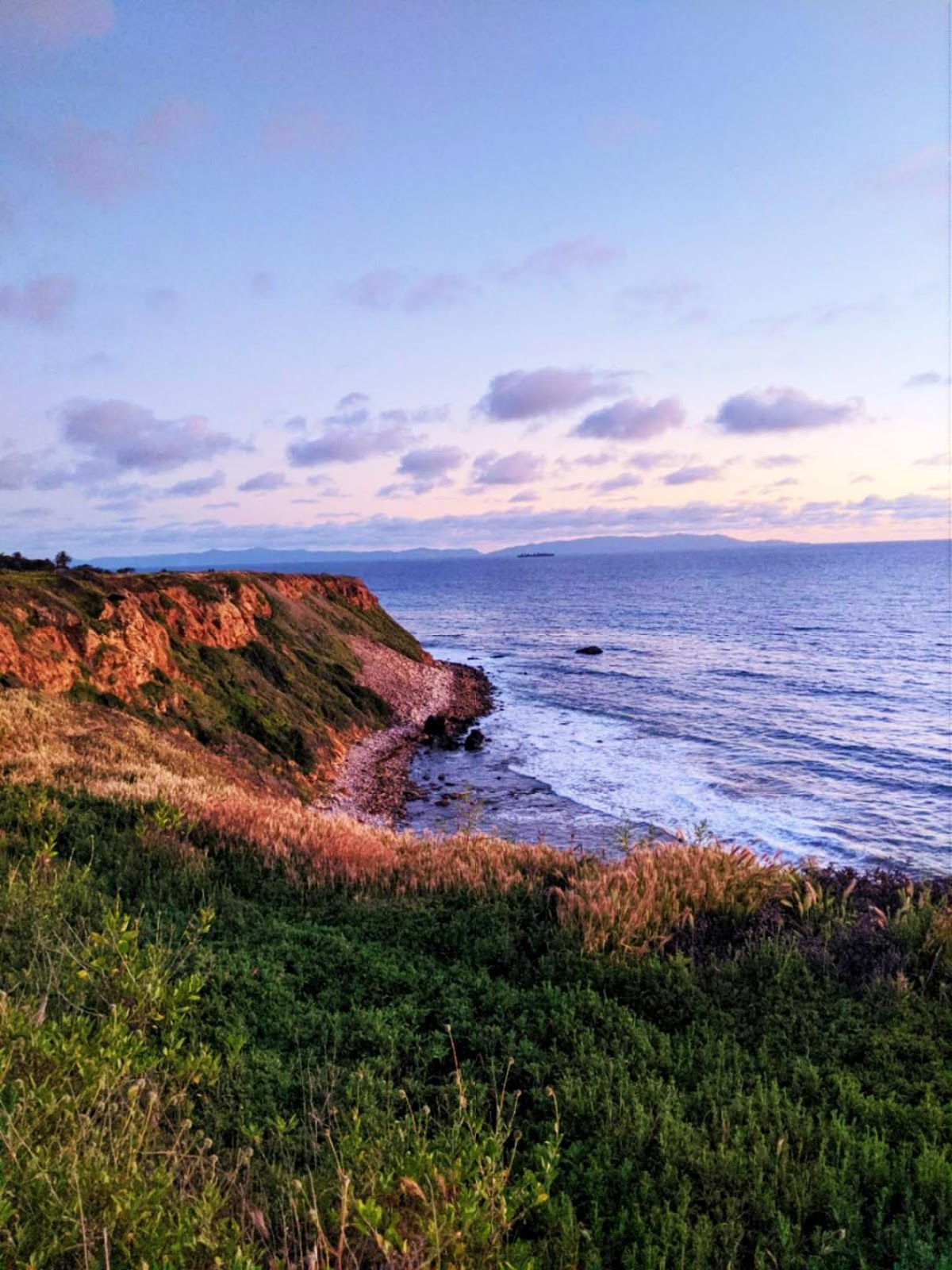 Rancho Palos Verdes California hiking trails outdoor walk exercise health fitness
