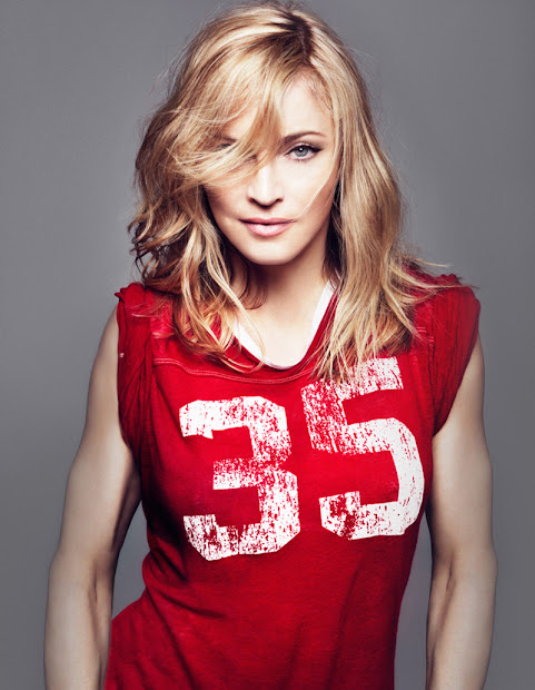 Madonna Facts And Beautiful Latest 2013 Hot Celebrity Pic
