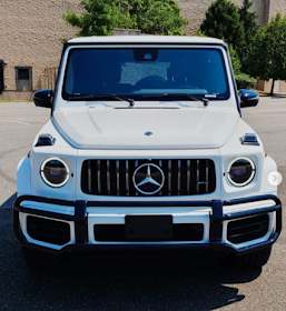 Bobrisky orders 2020 G-Wagon, shames and curses haters