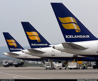 The Icelandair On-board Experience