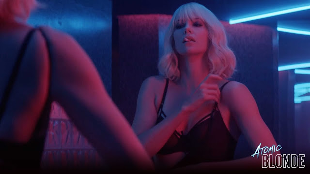 Atomic Blonde: Film Review